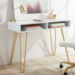 Mainstays Hairpin Writing Desk