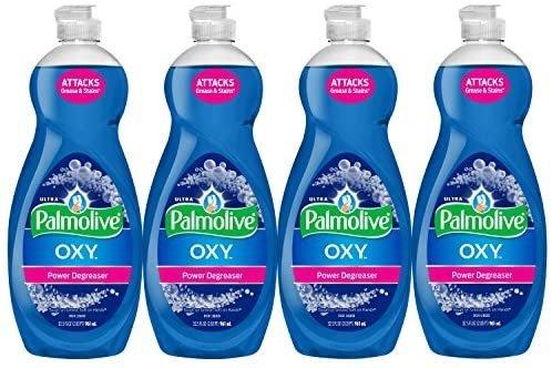 Palmolive 超强洁力洗洁精大瓶装 32.5oz 4瓶