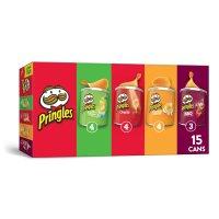4款口味缤纷装薯片 共15小盒