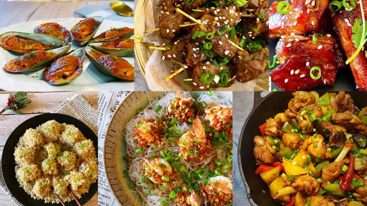 跨年晚餐吃什么 |20道美味佳肴送给你