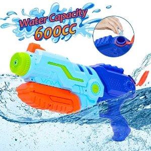 iKeelo 呲水发射器 1把(600cc) 或 2把(300cc)