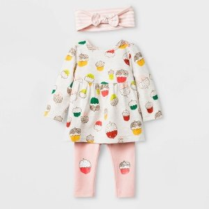 As Low As $4.99 + Extra 30% OffCat & Jack Baby Clothing Sale