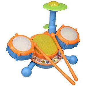 $13.99 近期好价VTech KidiBeats 儿童架子鼓玩具