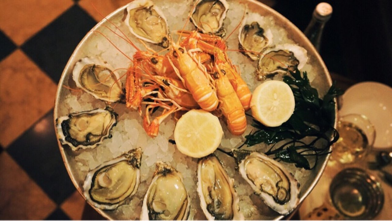 伦敦 | 中国城附近有一家餐厅,是海鲜爱好者的天堂