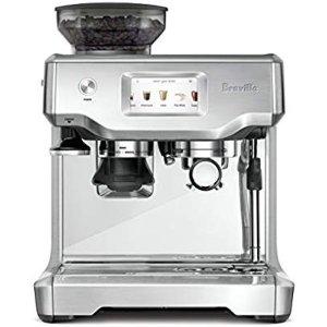 BES880BSS Barista 专业级触控智能意式咖啡机