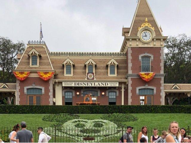 加州迪士尼乐园亲子之旅