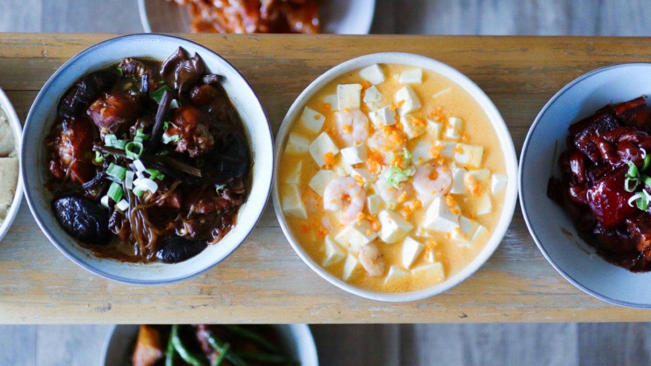 在西雅图,有一家餐厅能同时吃到东北菜和上海菜?!