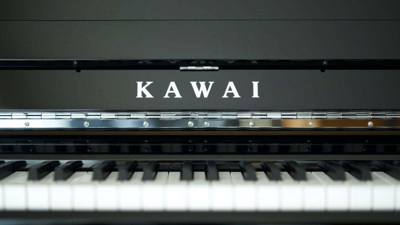 "Kawai Novus NV5一台数字""真""钢琴"