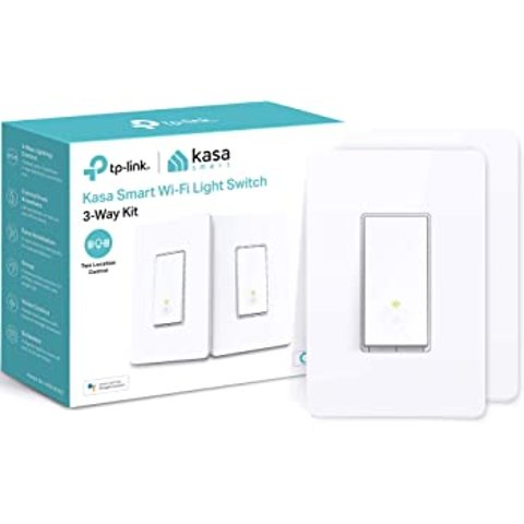 Kasa 3 Way Smart Switch Kit