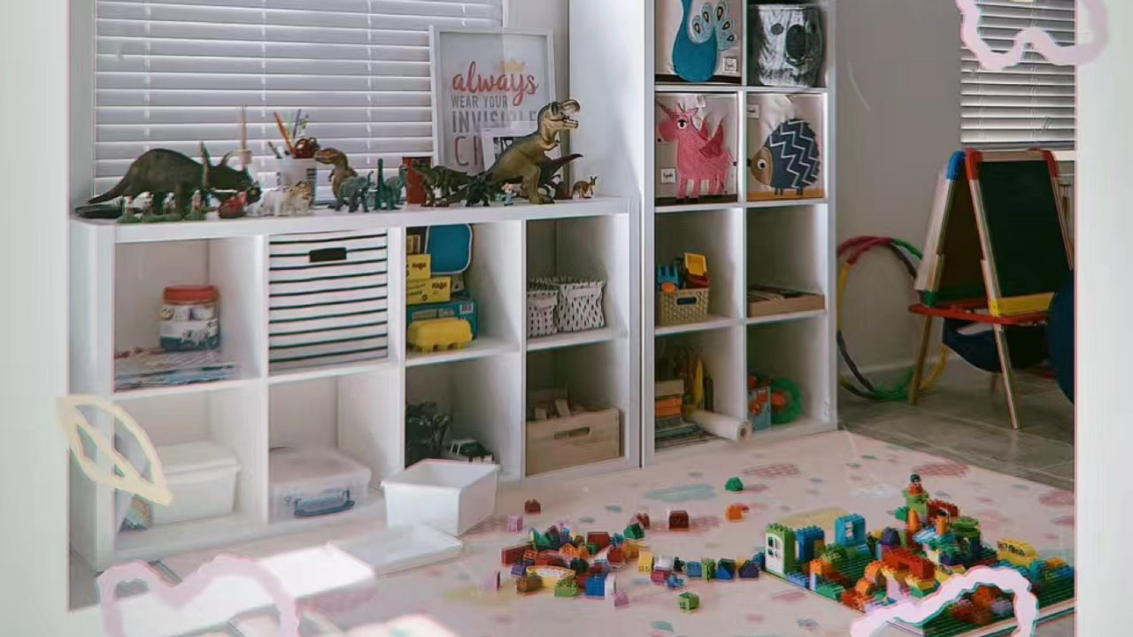为3岁娃升级游戏室(含收纳idea和玩具推荐)