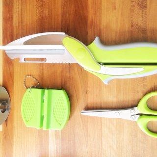 厨房神器:多功能厨房用剪刀