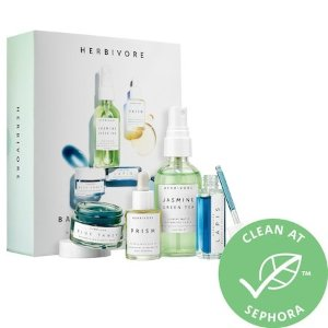 Balance + Clarify Natural Skincare Mini Collection - Herbivore | Sephora