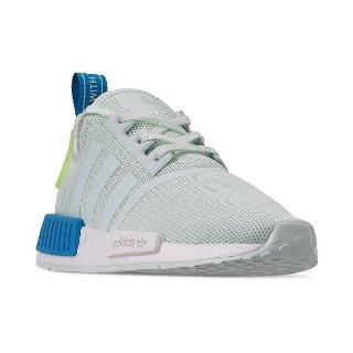 $52.5起 相当于5折adidas NMD R1 大童款运动鞋 成人可穿