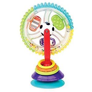 $5.86Sassy 婴儿视觉触觉训练摩天轮玩具