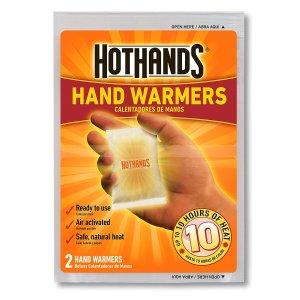 HotHands 暖手宝10片装降价 保暖长达10小时
