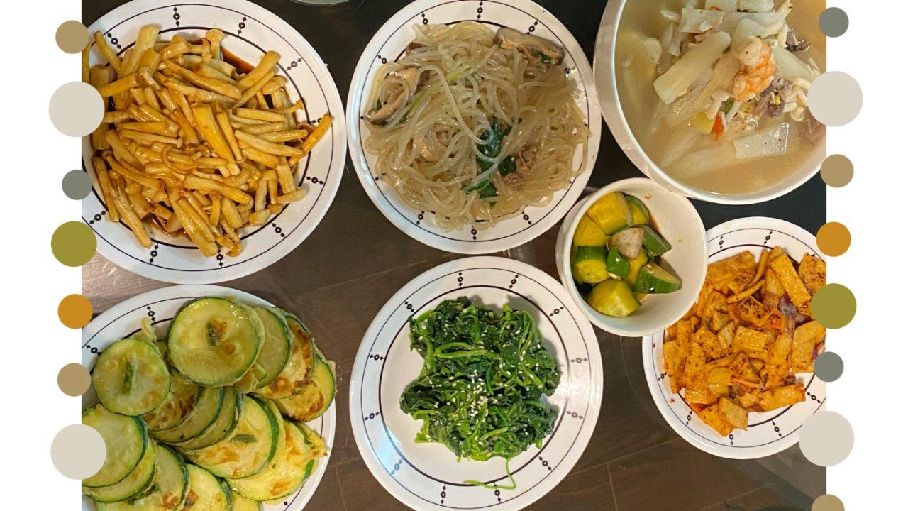 宅家也要有浓浓的仪式感 简单易上手的韩式小菜搞起来