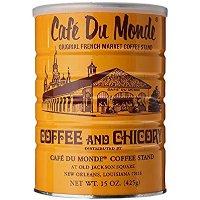 Cafe Du Monde 咖啡粉 15oz 桶装