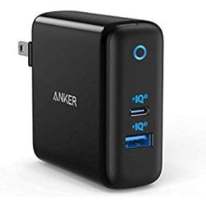$31.99Anker 60W PIQ 3.0&GaN Tech USB C Charger