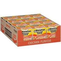 Maruchan 鸡肉味速食杯面 2.25oz 12盒