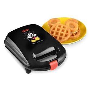 Disney 米奇老鼠迷你华夫饼机