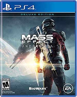 $11 Mass Effect Andromeda Deluxe - PlayStation 4