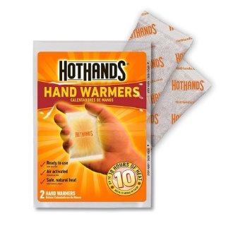 $1.97 (原价$12)HotHands 暖手宝,生理期必备6片入