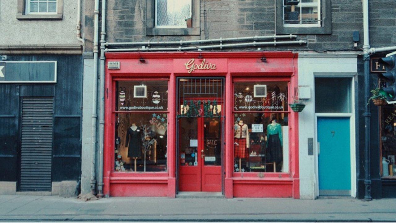爱丁堡最全古着店分享