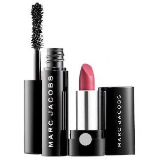 $10(原价$20)白菜价:Marc Jacobs Beauty唇膏+睫毛膏套装5折热卖