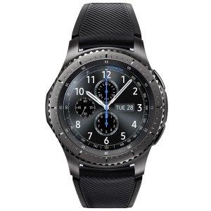 $199 (原价$299.99)Samsung Gear S3 Frontier 智能手表