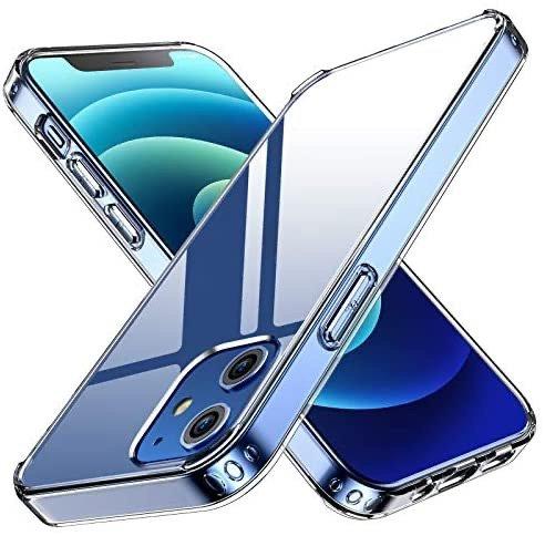 ANEMAT iPhone 12/12 Pro 透明手机壳