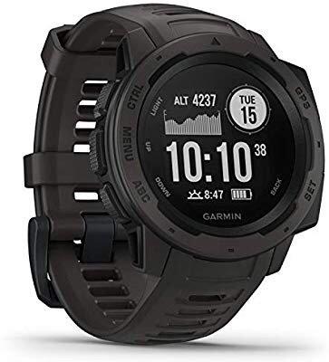 Instinct 三防户外GPS手表 支持心率