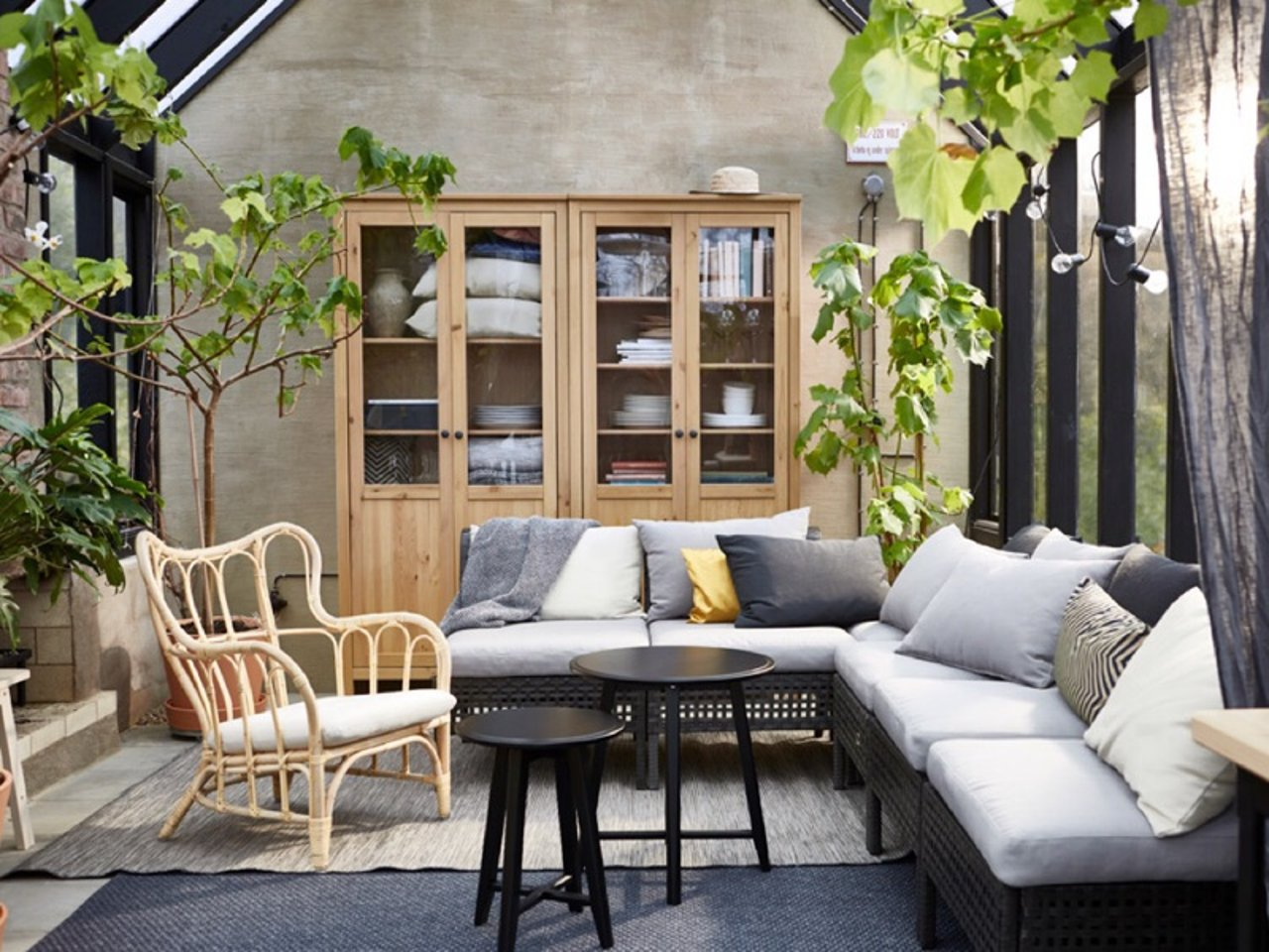 【IKEA】逛IKEA总是逛不腻:家具的多种用途+有趣物件