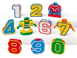 Number-Bots at Lakeshore Learning