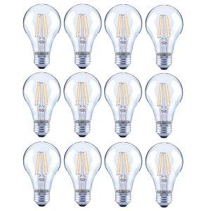 Lighting Science A19 可调节LED节能灯泡 12个