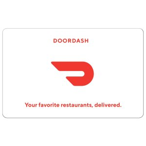 DOORDASH $100电子礼卡限时优惠
