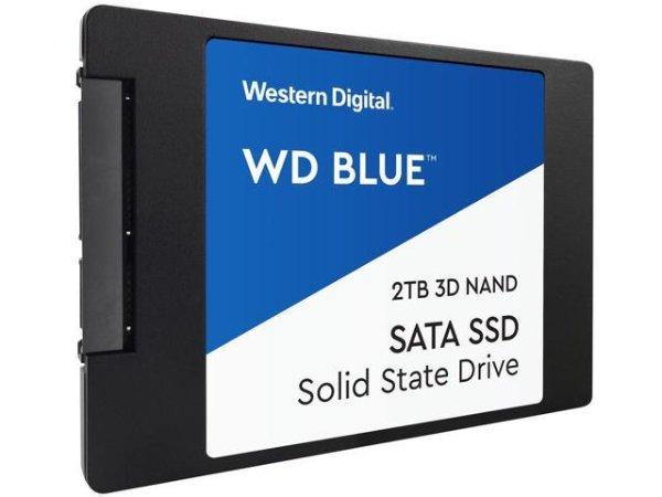 Blue 3D NAND 2.5