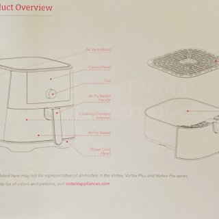 instant vortex 空气炸锅 —2020值得投资的厨房小能手!