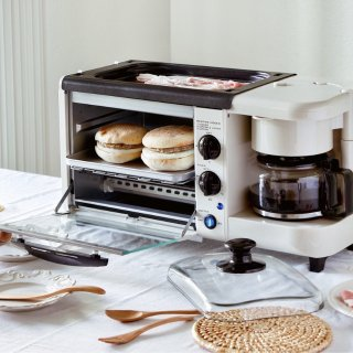 爱的秘密,藏在每天的早餐里 |Nostalgia三合一早餐机详细测评