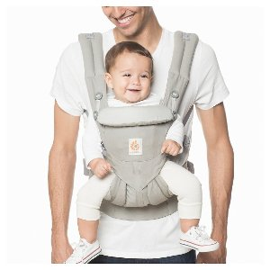 Ergobaby Omni 360 All Carry Positions Ergonomic Baby Carrier - Pearl Gray : Target