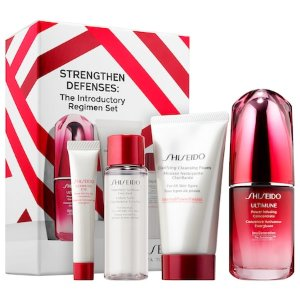 Strengthen Defenses: The Introductory Regimen Set - Shiseido | Sephora