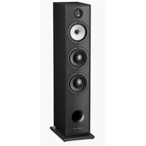 Triangle HiFi Floor Standing Speaker - Borea BR08, Black Ash, Single