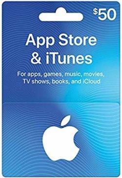 Amazon.com: App Store & iTunes Gift Cards $50: Gateway