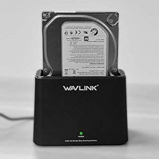 12.89WAVLINK USB 3.0 to SATA External HDD Bay
