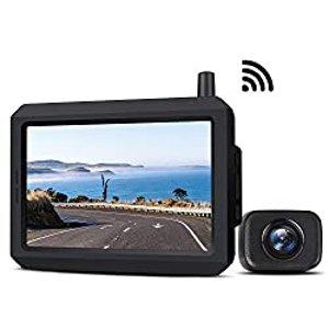 BOSCAM K7 Wireless Backup Camera Kit with Digital Signal