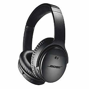 Amazon.com: Bose QuietComfort 35 II Wireless Bluetooth Headphones, Noise-Cancelling, with Alexa voice control, enabled with Bose AR – Black: Gateway