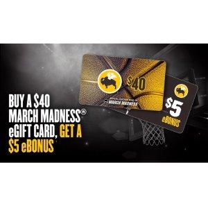 Get 6 Free Boneless WingsBuffalo Wild Wings Buy $40 get $5 Rewards