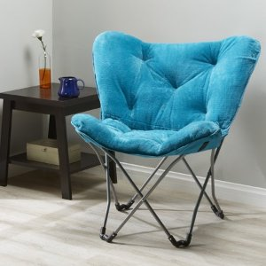 $19.97Mainstays 折叠蝴蝶椅,多色可选