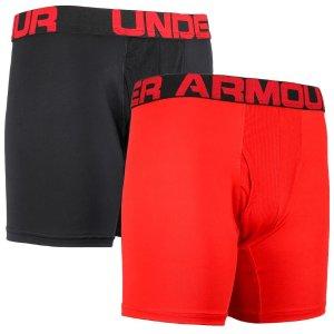 Proozy Under Armour Men's Original Boxerjock 2-Pack