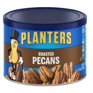 Amazon.com : Planters Roasted & Salted Pecans (7.25oz Canister) : Gateway
