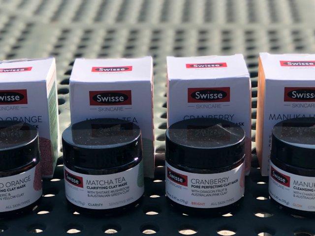 为皮肤打造的保健品-Swisse泥面膜